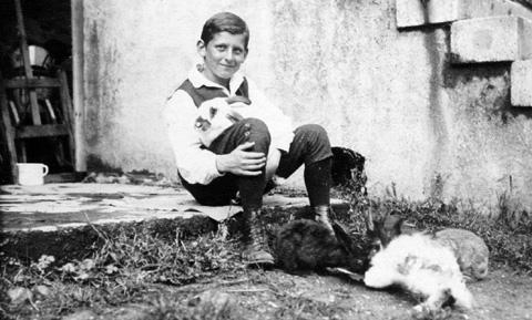 Zürich 1916 : Emil Kreidler
